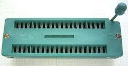 画像1: ゼロプレッシャーICソケット 40ピン