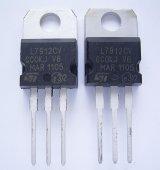 ★三端子レギュレーター L7812CV・L7912CV 各1個