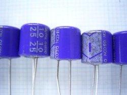 画像2: SANYO OSコンデンサー 25V 10uF 10個
