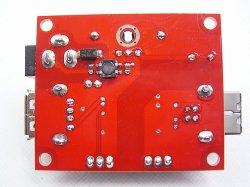 画像2: 再販! ADUM4160 アイソレーター(絶縁)基板  USB接続の計測器やオーディオ装置用