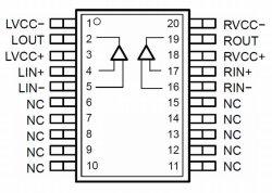 画像2: ステレオHi-Fi ハイエンドヘッドホンアンプIC TPA6120A2