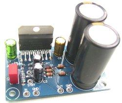 画像1: TDA7293 モノラルアンプ キット