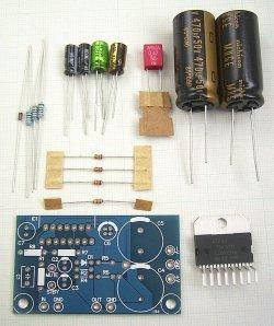 画像2: TDA7293 モノラルアンプ キット