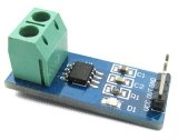 ACS712ELC-5A ±5A電流センサー(電流モニター)モジュール