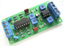画像1: アナログ VUメーター 駆動回路キットver2