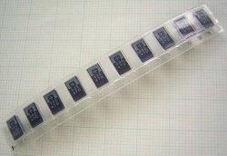 画像1: POSCAP 高分子タンタル固体コンデンサ 2.5V 330uF 10個 プロードライザ代替部品でも使えます