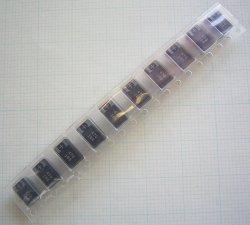 画像1: POSCAP(タンタルコンデンサー) 6.3V 470uF 6TPB470M 10個