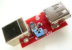画像1: USB2.0 対応フィルター基板 V3