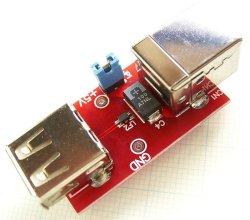 画像2: USB2.0 対応フィルター基板 V3