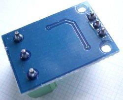 画像2: MAX471 高精度ハイサイド電流アンプ基板 入力±3A  1A/V出力