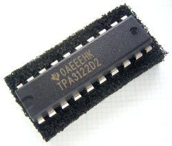 画像1: D級パワーアンプIC TPA3122D2N ステレオ/BTL対応