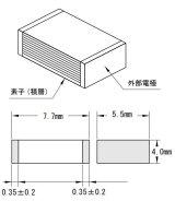 ECWU1474KCV  高音質 プラスチックフィルムコンデンサー2個 100V 0.47uF