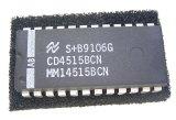 CD4515BCN デコーダ デマルチプレクサIC  TI製