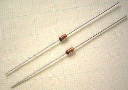 画像1: SEMITEC(石塚電子)製 2mA定電流ダイオードE-202(E202) 2個