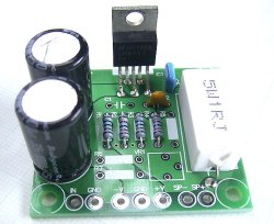 画像1: LM675T SEPPモノラル・パワーアンプキット