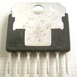 画像2: 東芝製 DCモーター用 フルブリッジドライバ(Hスイッチ)TA7257P