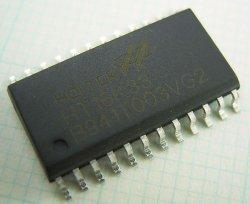 画像1: 8 × 12 LEDドライバ IC HT16K33 24ピンSOP