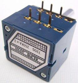 画像3: アルプス製 2連ボリューム(ボリウム) RK27 250kΩA