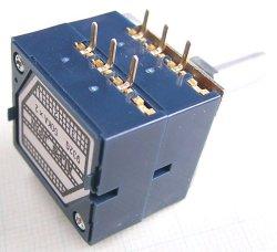 画像3: アルプス製 2連ボリューム(ボリウム) RK27 50kΩA