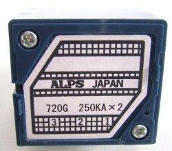画像2: アルプス製 2連ボリューム(ボリウム) RK27 250kΩA