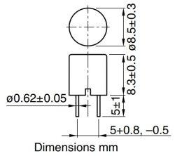 画像4: TDK製 電源回路用インダクタ(コイル)10uH 2.6A TSL0808RA-100K-2R6 4個