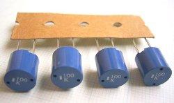 画像1: TDK製 電源回路用インダクタ(コイル)10uH 2.6A TSL0808RA-100K-2R6 4個