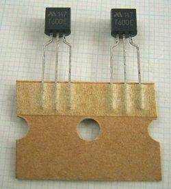 画像1: ミツミ製 リセット(電圧検出)IC PST600E  2個