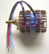 Dale抵抗 50kΩ2連24ポイントラダー・アッテネーター