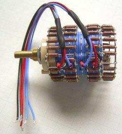 画像1: Dale抵抗 100kΩ2連24ポイントラダー・アッテネーター